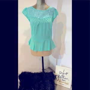 Cache Cachs blouse top